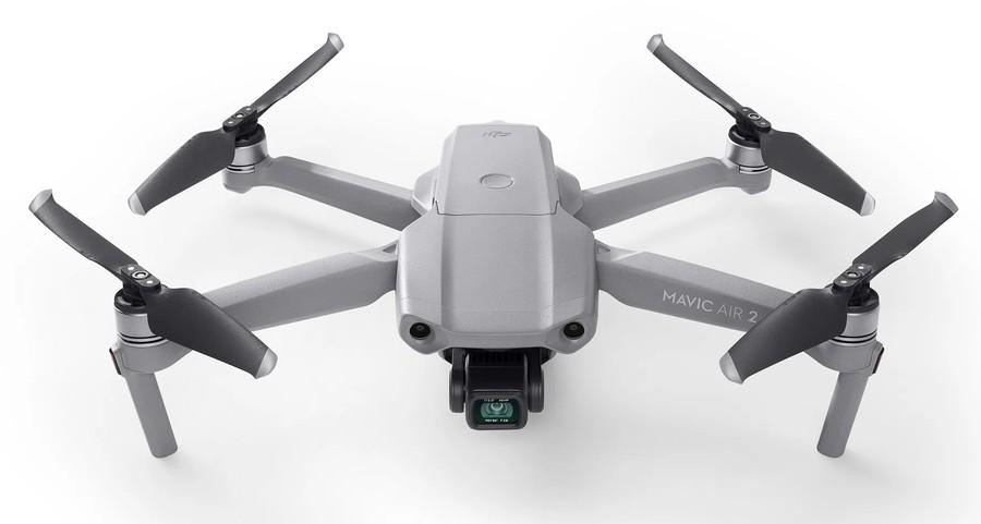 DJI Mavic Air 2 poza drona video 4k performanta