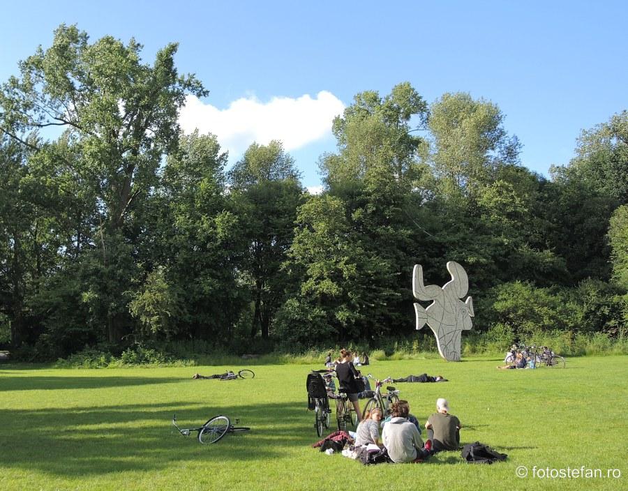 locuri de vizitat in amsterdam parcul Vondel