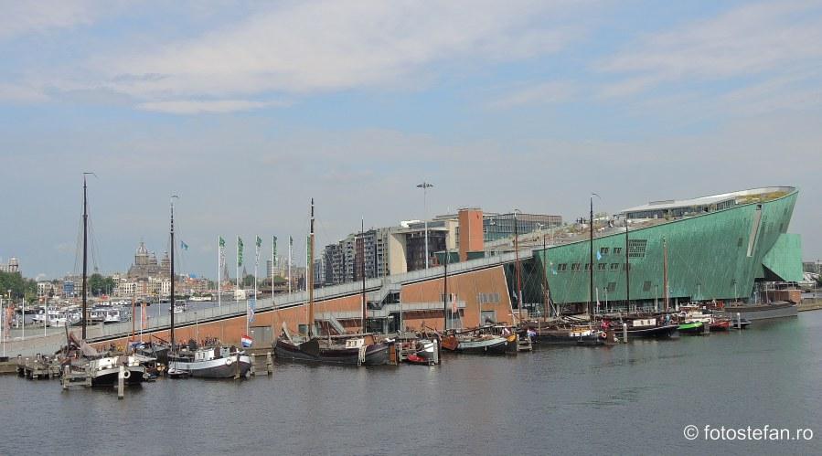 Museumhaven obiectiv turistic locuri de vizitat in amsterdam
