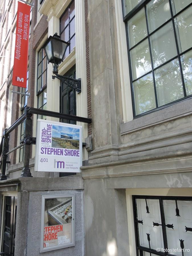 poza muzeu fotografie huis marseille amsterdam obiectiv turistic