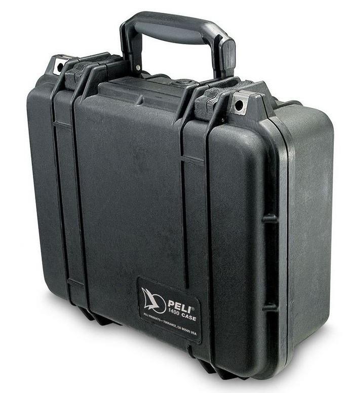 poza valiza rigida protectie socuri ermetica peli products Genti Pelican