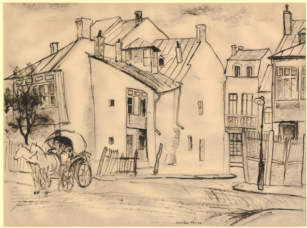 desen Nicolae Stoika british museum