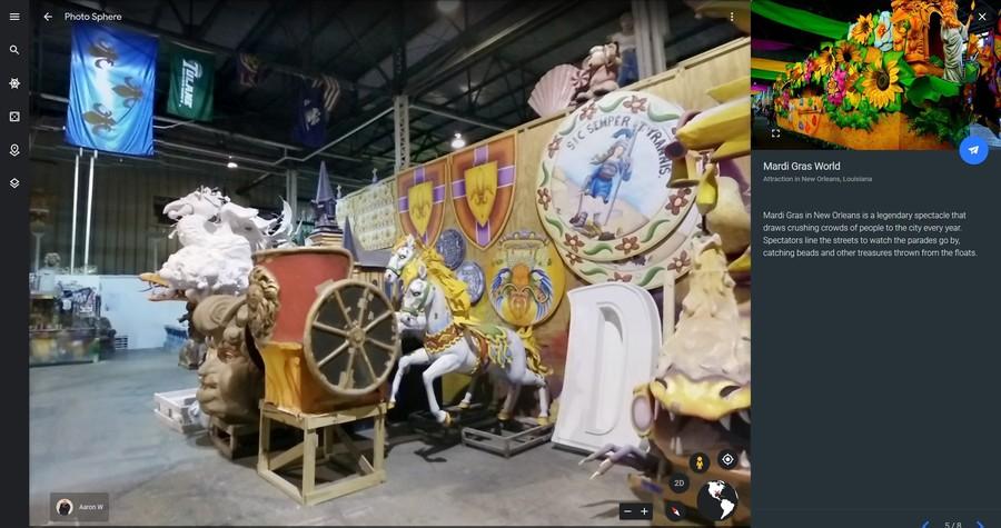carnaval mardi gras america calatorie virtuala