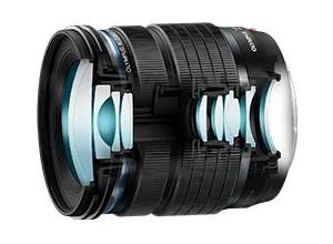 Zuiko Digital ED 12-45 obiectiv aparat foto mirrorless Olympus