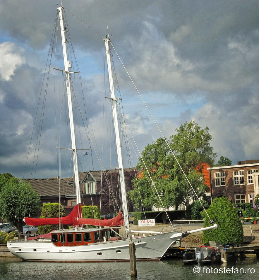 fotografie vapor panze muiden oras olandez locuri de vizitat langa Amsterdam