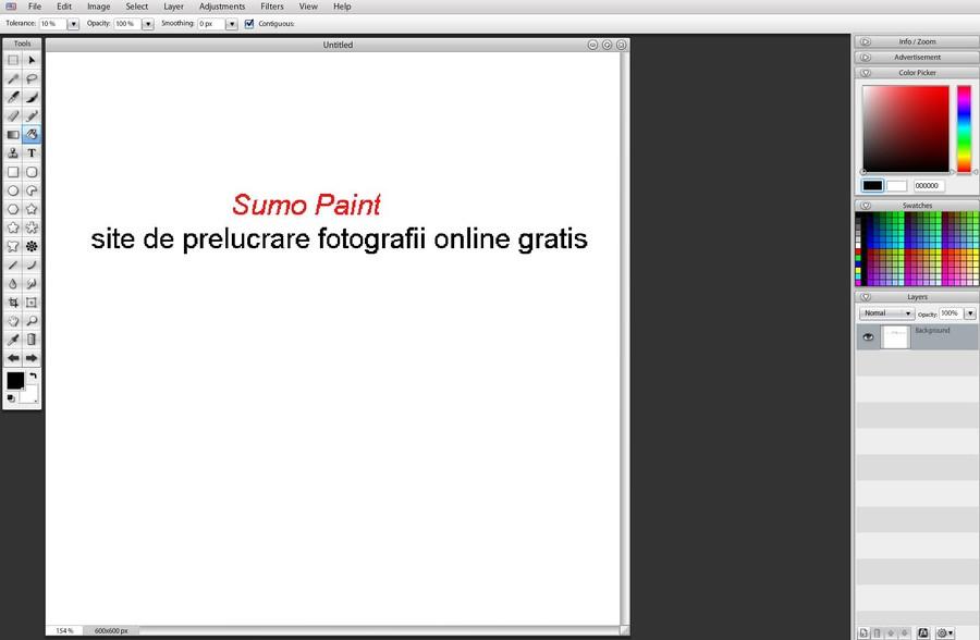 sumo paint site desen online gratuit