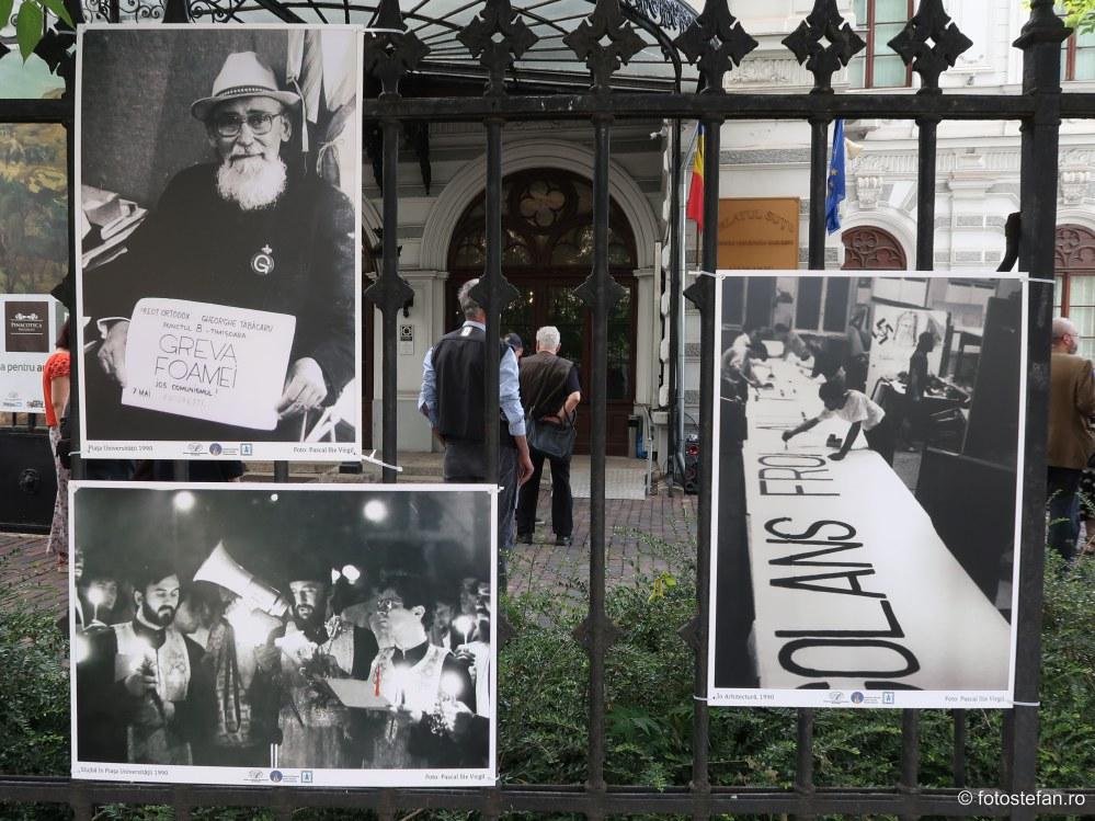 fotografie grevist protest greva foamei preot
