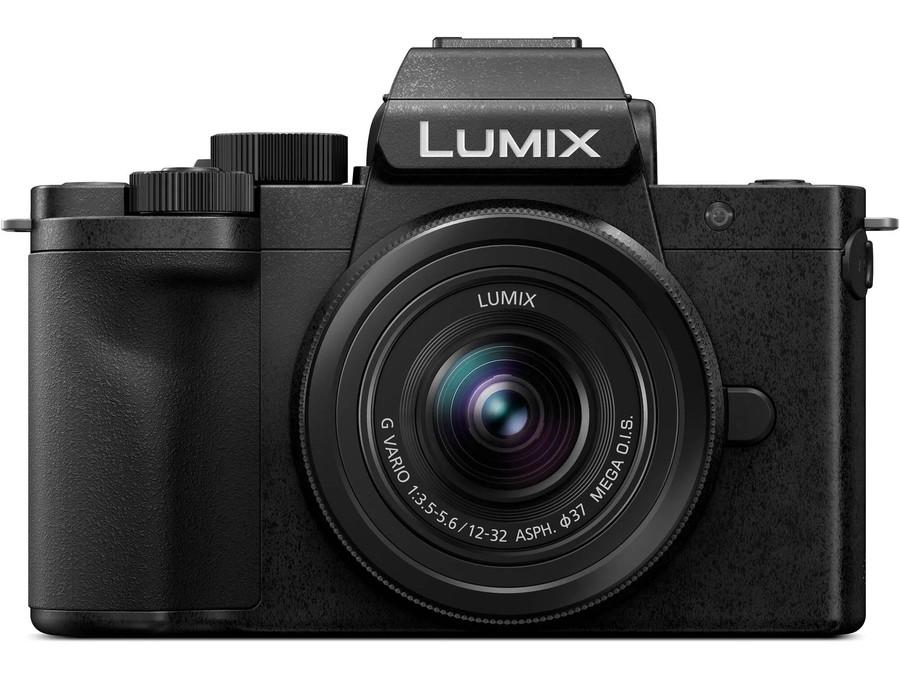 poza aparat foto mirrorless Panasonic Lumix DC-G100 vlogging