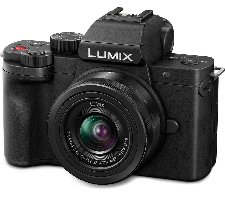 Panasonic Lumix DC-G100 aparat foto mirrorless vlogging