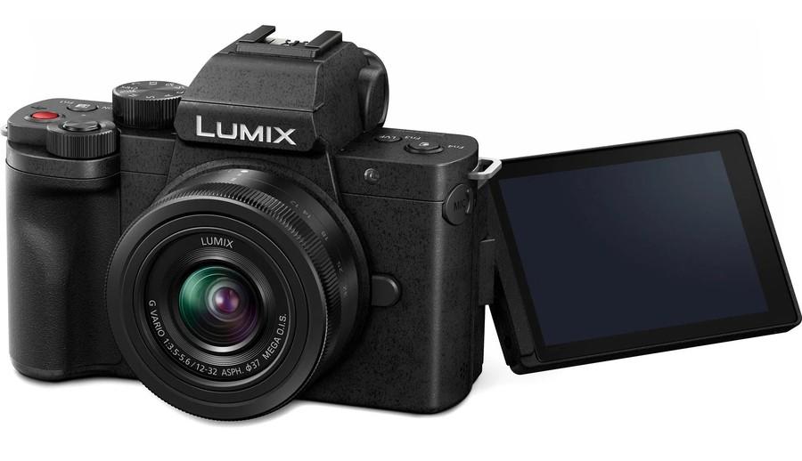 lcd mobil unghi variabil aparat foto mirrorless panasonic