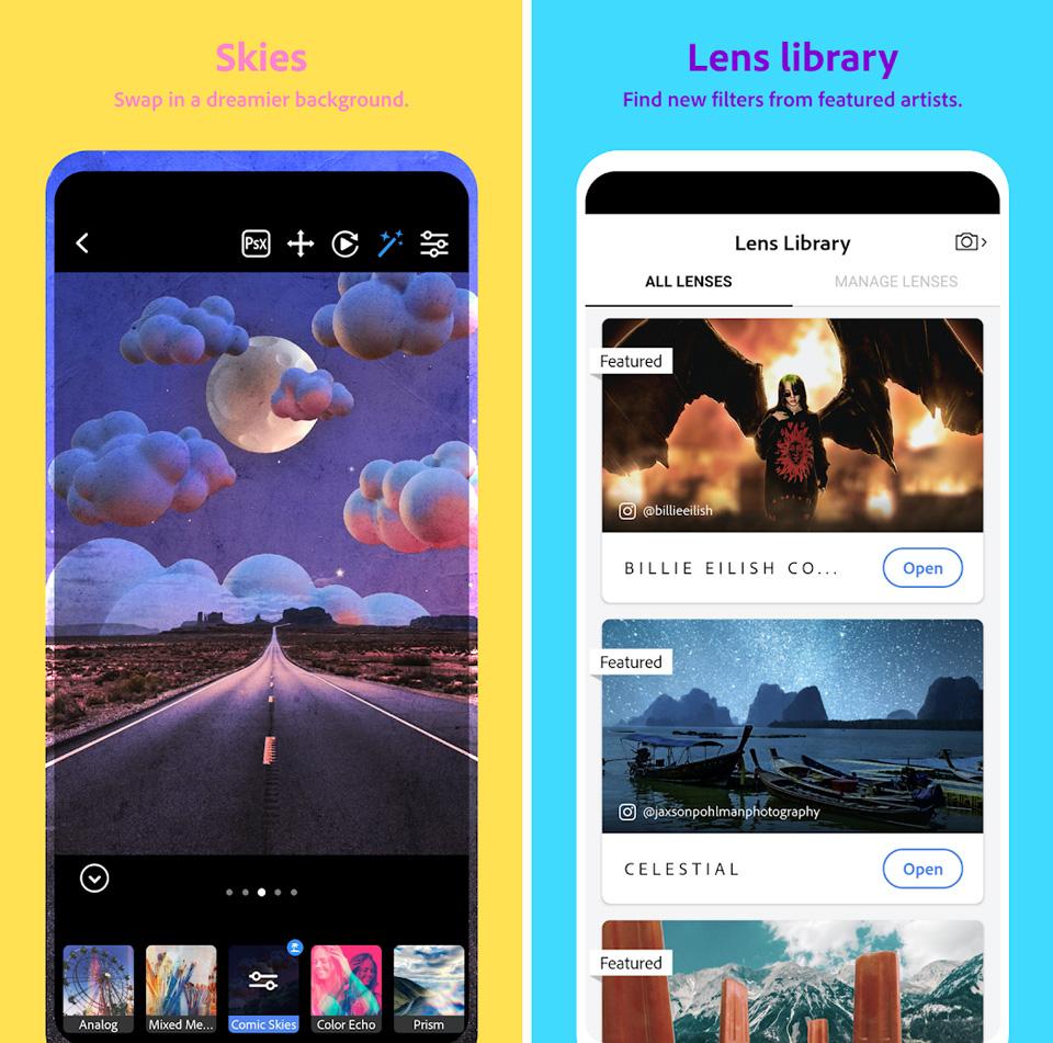 aplicatie gratuita modificare poze telefon mobil