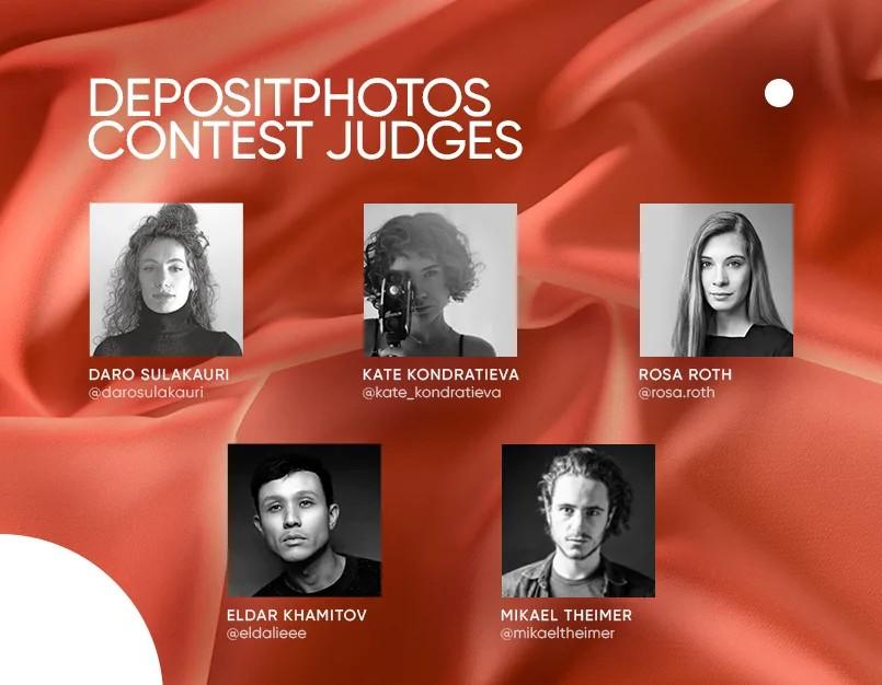 poza juriul concurs foto Depositphotos site stock photography