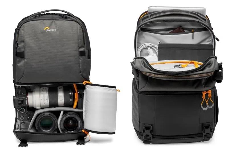 poza rucsac foto calatorie Lowepro Fastpack Pro BP 250 AW III