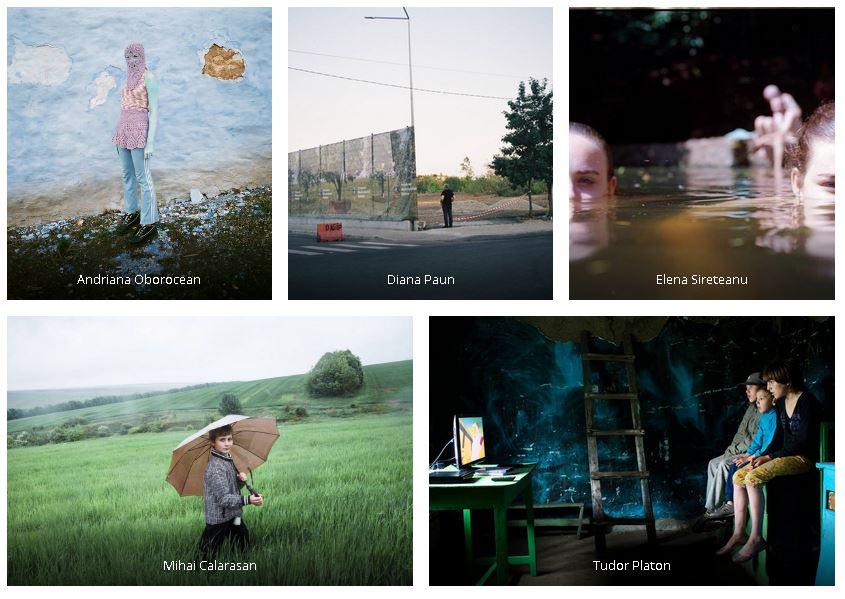 Castigatorii burselor CdFD 5 UNDER 30 pentru fotografie documentara