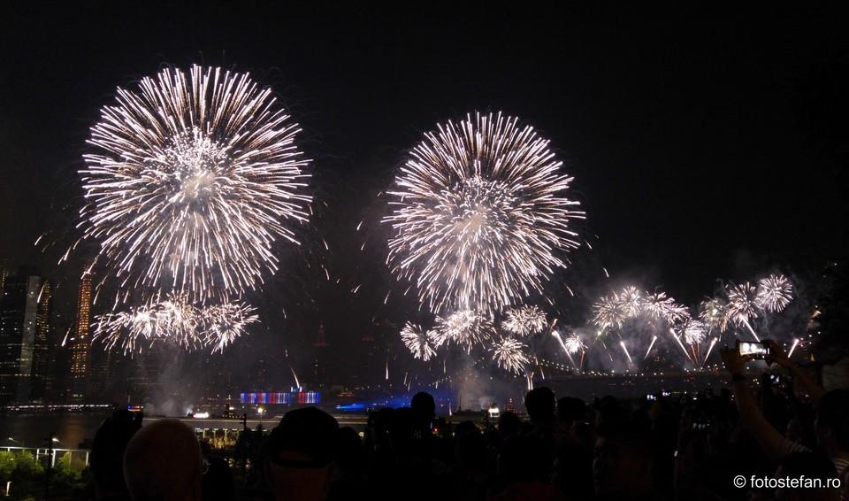 poza artificii 4 iulie new york fotografii de noapte telefonul mobil
