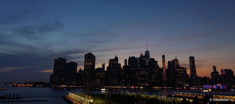 fotografii de noapte telefon mobil new york calatorie vacanta sgarie nori