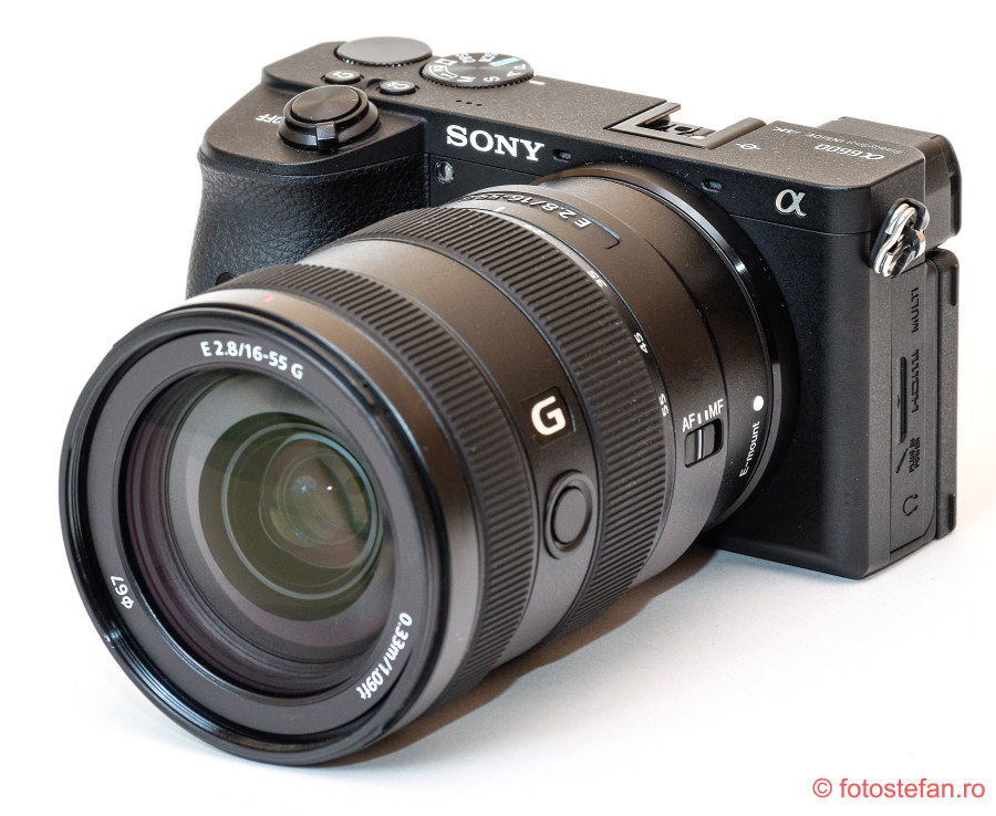 Sony A6600 review mirrorless test