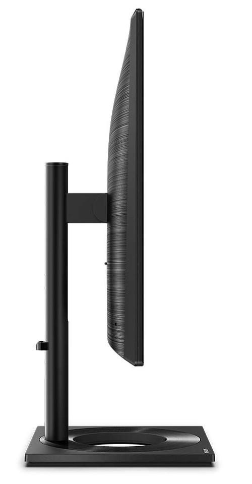 poza laterala monitor 27 inch panel ips grafica video