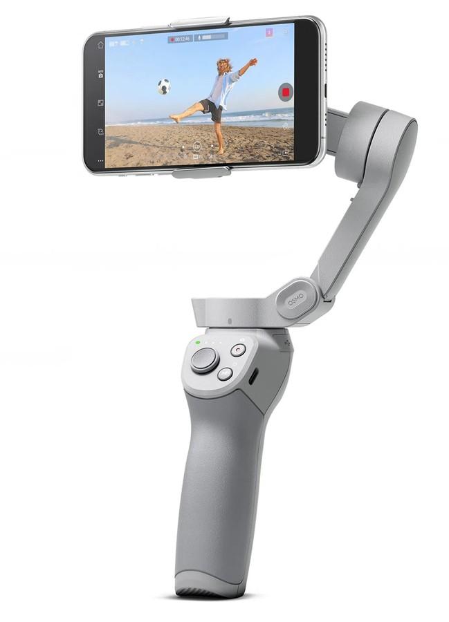 DJI OM 4 stabilizator de imagine gimbal pentru telefon