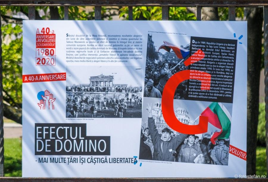 caderea comunismului miscarea sindicala poloneza solidaritatea