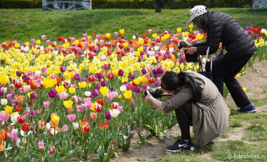 poza fotografe fotografiind flori fete