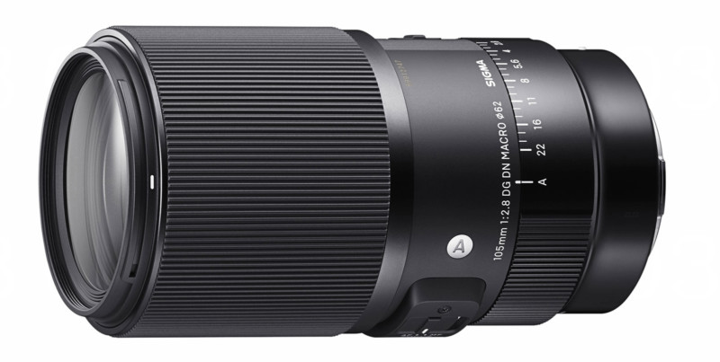 Sigma 105mm F2.8 DG DN MACRO obiectiv mirrorless full frame