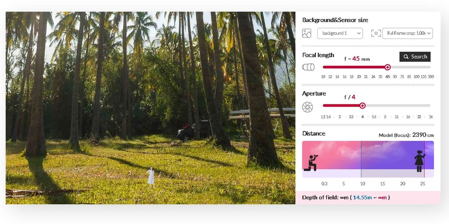 Simulator obiective foto Samyang eroare amuzant micsorare fotomodel