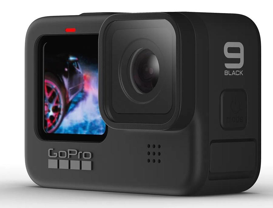 GoPro Hero 9 Black camera video 5K webcam rezistent