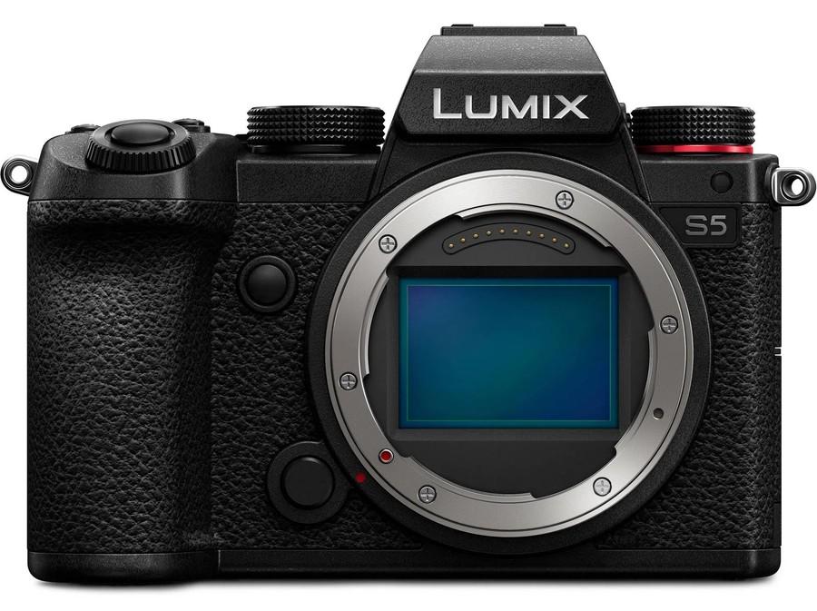 Panasonic LUMIX S5 aparat foto mirrorless senzor full frame