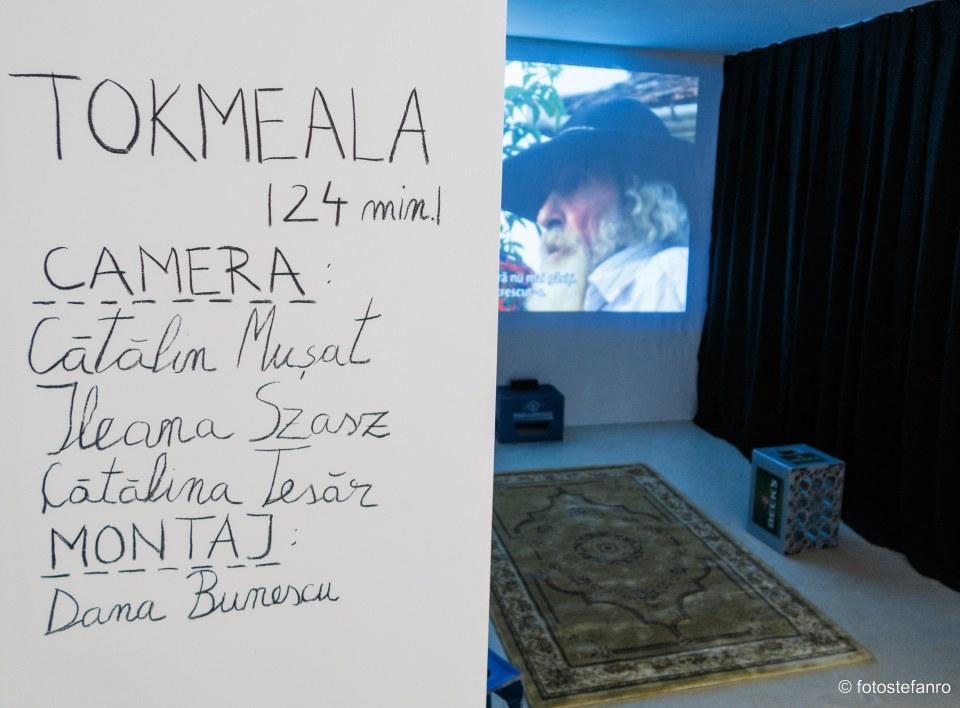 Vernisajul expozitiei multimedia Tokmeala la romii cortorari