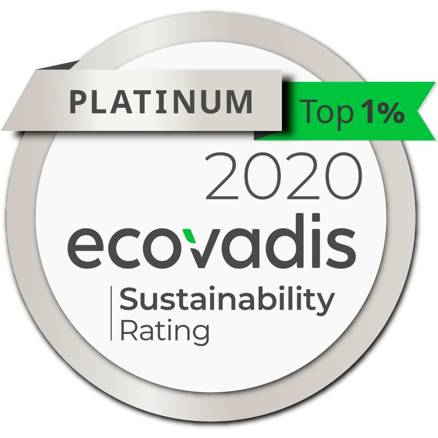 EcoVadis Platinum pentru sustenabilitate premiu Epson