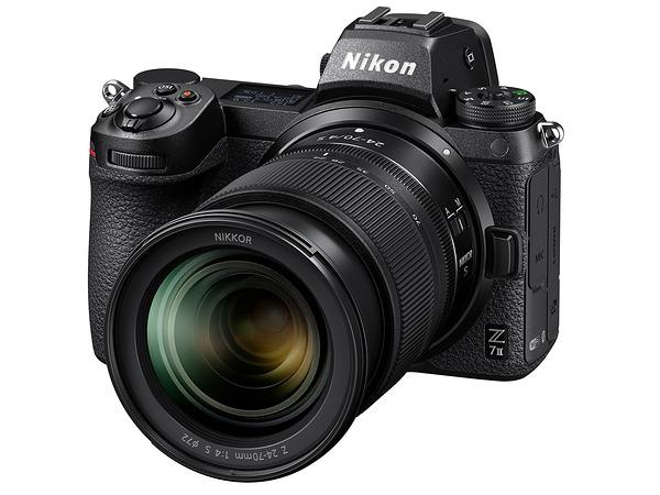 Nikon Z6 II si Z7 II aparat foto mirrorless full frame