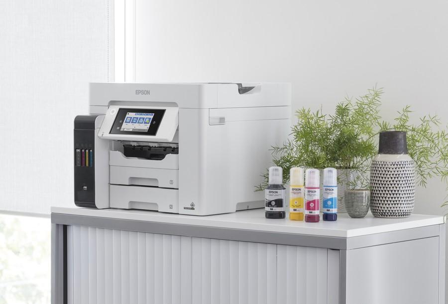 imprimanta multifunctionala birou mic munca de acasa telemunca