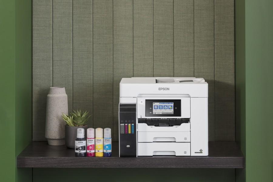 Epson EcoTank L6580 imprimanta rezervoare cerneala munca acasa