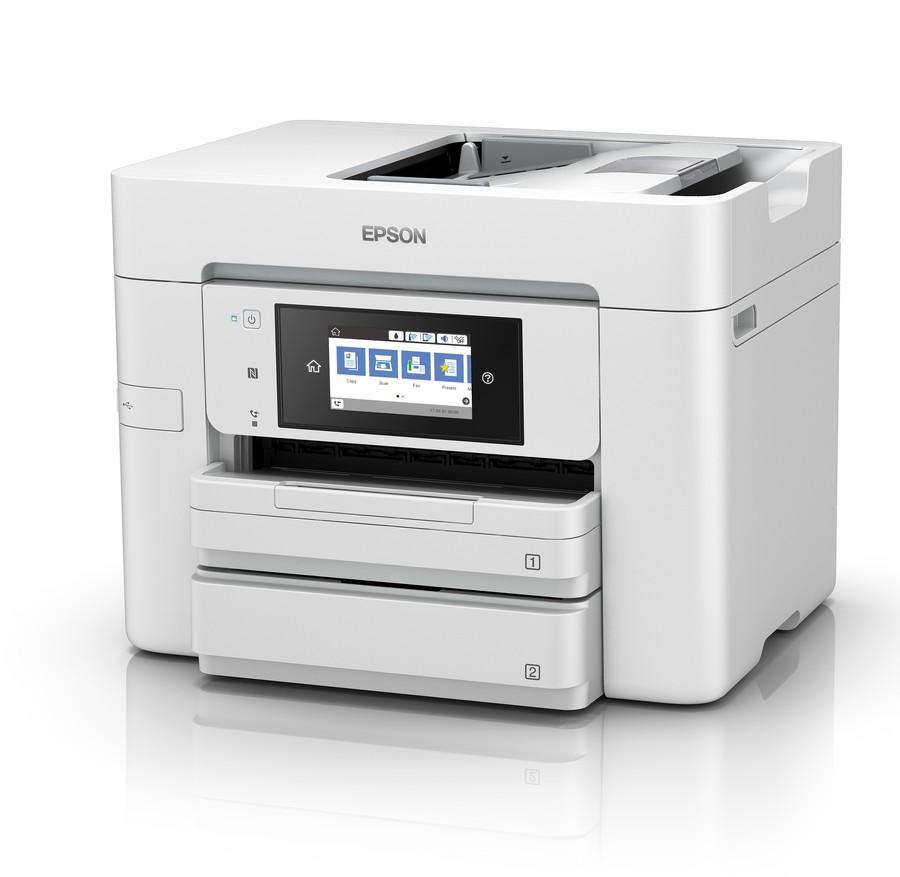 Epson WorkForce Pro WF-4745 imprimanta multifunctionala birou munca de acasa