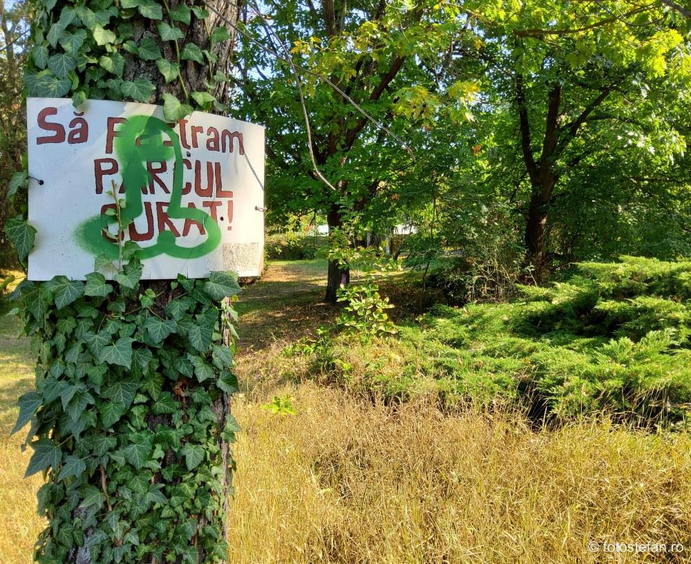 mazgaleala desen obscen anunt parc bucuresti poza