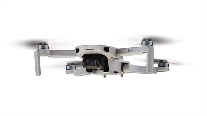 DJI Mavic Mini 2 drona mica performanta video 4k rezisttenta