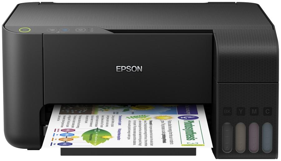 Epson EcoTank L3110 reducere black friday multifunctional rezervoare cerneala
