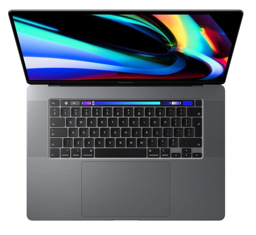 "Laptop Apple MacBook Pro 16"" Touch Bar recomandare editare foto video"