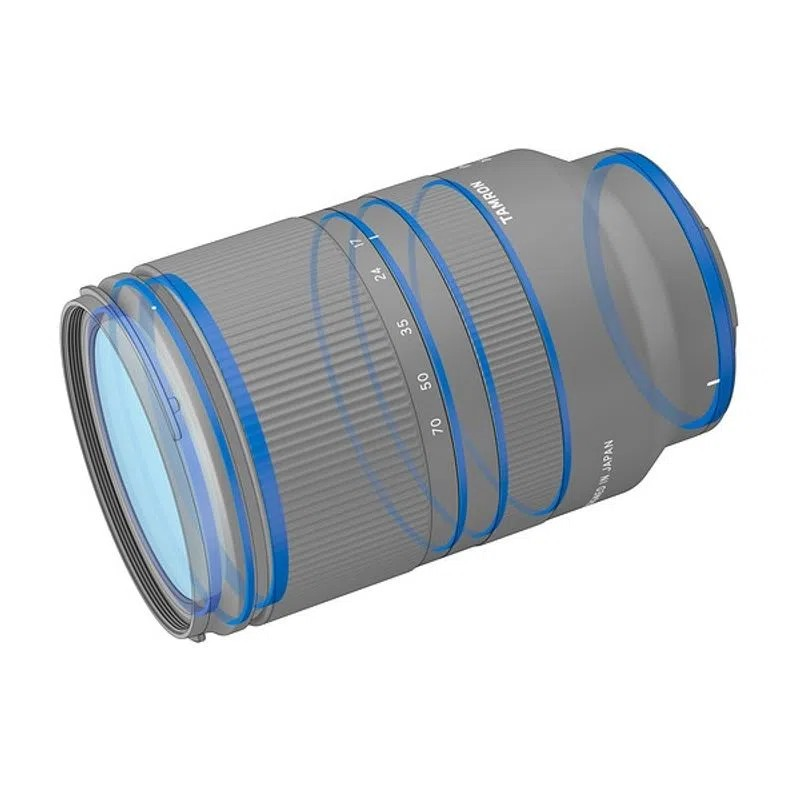 Tamron 17-70mm Obiectiv Foto Mirrorless F2.8 Di III-A VC RXD Montura Sony E rezitent intemperii