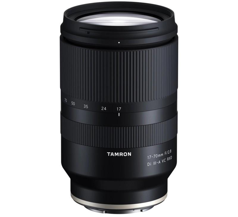Tamron 17-70mm F2.8 Di III-A VC RXD obiectiv aparat foto mirrorless sony