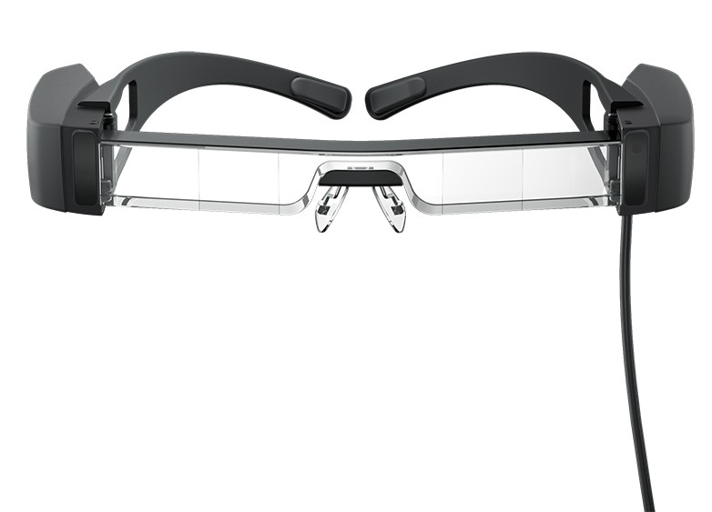 Epson Moverio bt-40 ochelari realitate augmentata