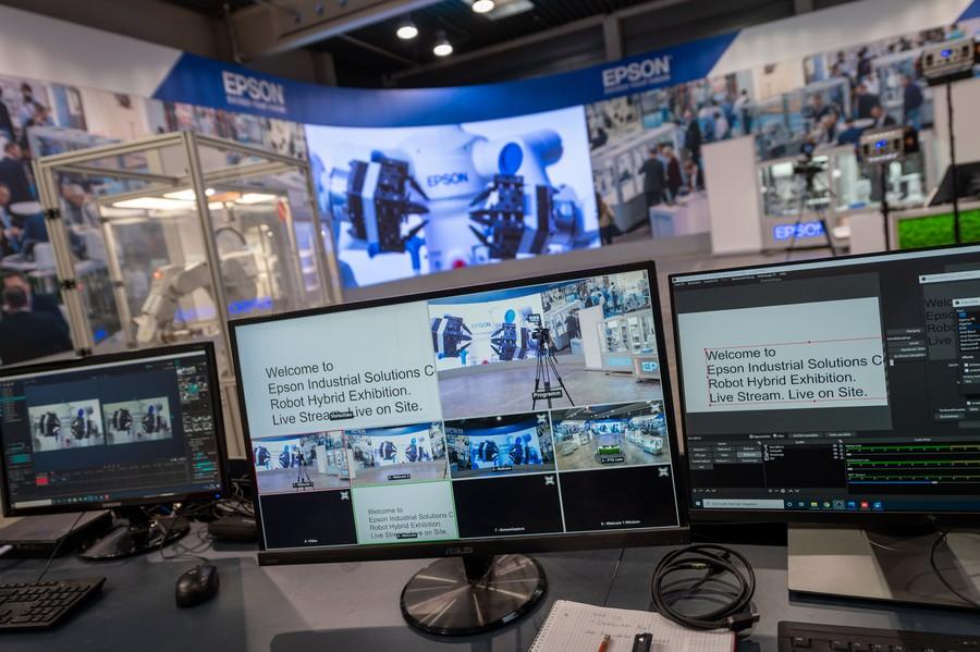 epson centru virtual solutii industriale europa