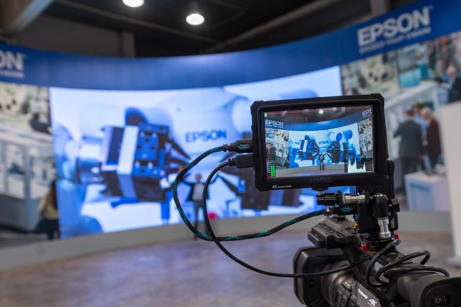Epson Centru European de Soluții Industriale