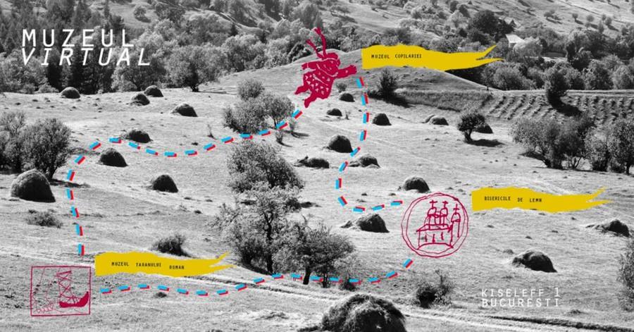 tururi virtuale Muzeul Taranului Roman Bucuresti