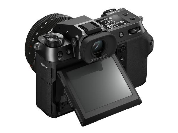 ecran lcd mobil aparat foto mirrorless profesionist