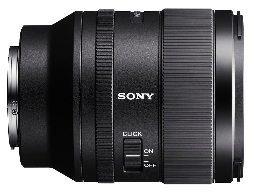 poza sony SEL35F14GM obiectiv mirrorless full frame