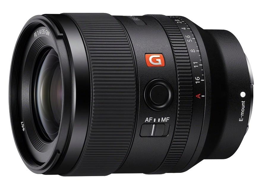 poza Sony FE 35mm F1.4 GM noul obiectiv pentru montura E