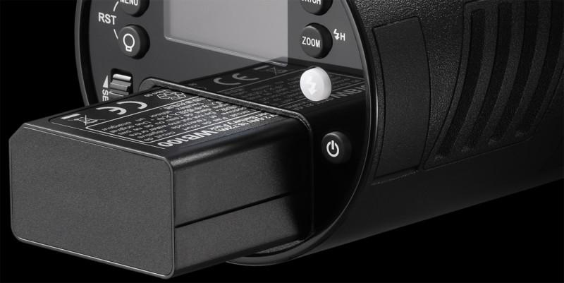 acumulator Godox AD100 Pro blit extern monobloc fotografie