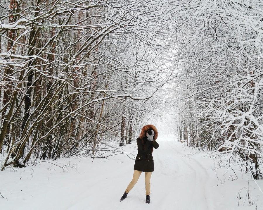 Cum sa-ti protejezi aparatul foto iarna